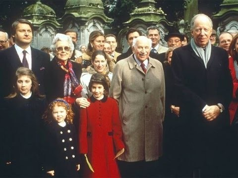 Nathaniel Charles Jacob Rothschild Family
