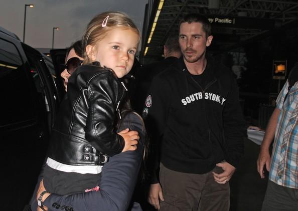 Christian Bale Family