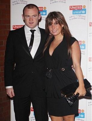 Wayne Mark Rooney Spouse