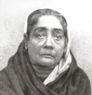 Swami Vivekananda Mother