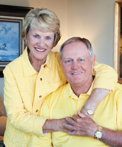 Jack William Nicklaus Spouse