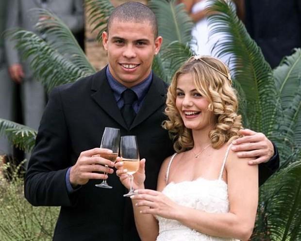 Ronaldo Wife
