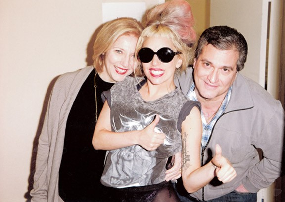 Lady Gaga Parents