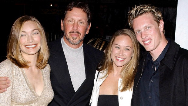 Larry Ellison Family