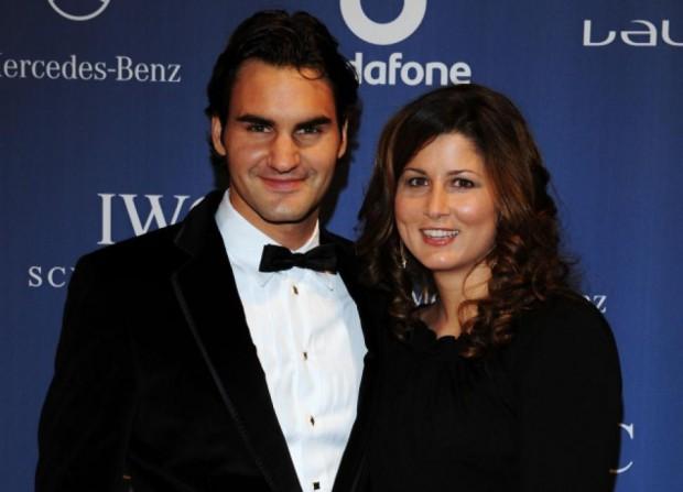 Roger Federer Spouse