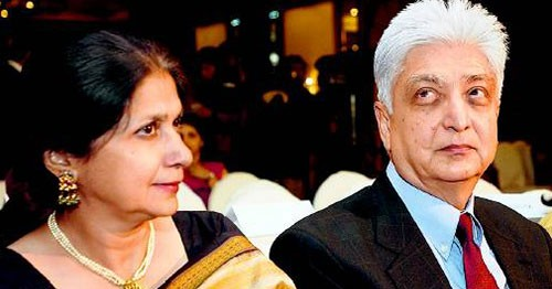 Azim Premji Spouse