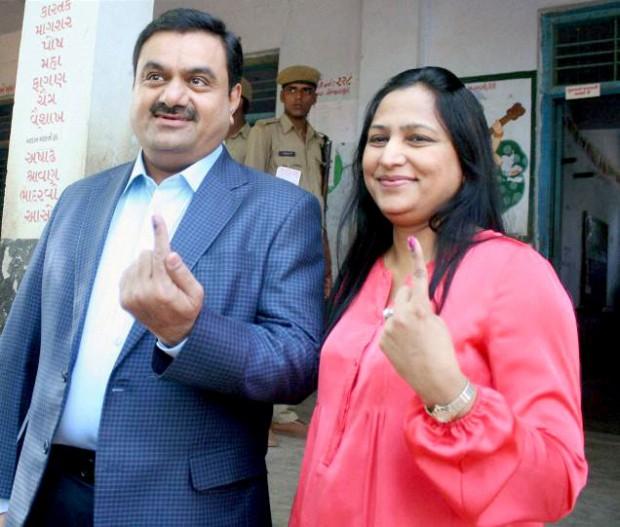 Gautam Adani Spouse