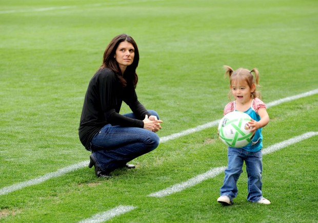 Mia Hamm Daughter