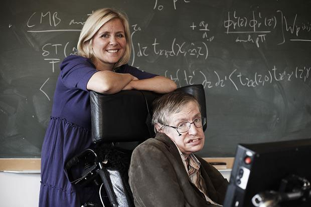 Stephen Hawking Daughter Lucy Hawking