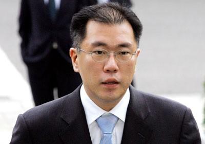 Chung Mong Koo Son