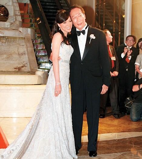 Terry Gou Spouse