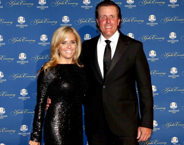Phil Mickelson Spouse