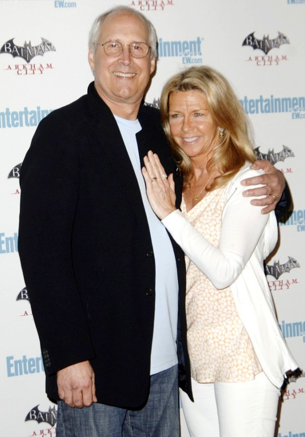 Chevy Chase Spouse