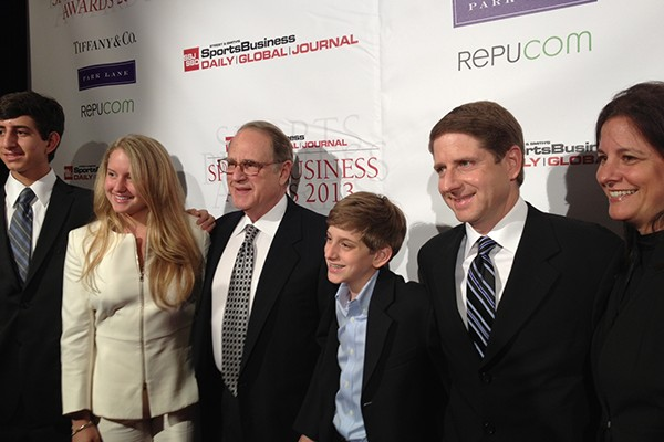 Jerry Reinsdorf  Family