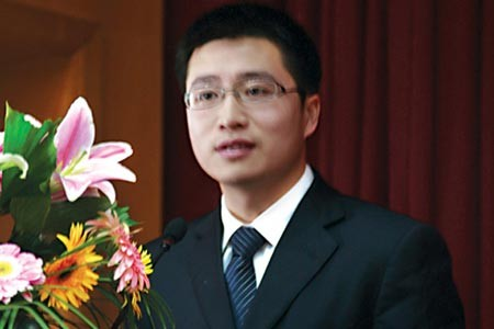 Liang Wengen Son Liang Yezhong