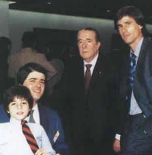 Pedro Moreira Salles Family