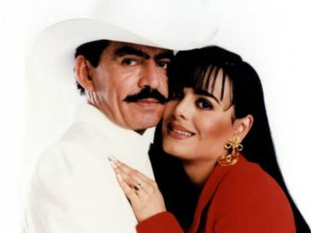 Joe With Ex Wife  Maribel Guardia