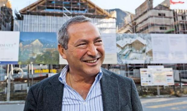 Onsi Sawiris Son Samih Sawiris