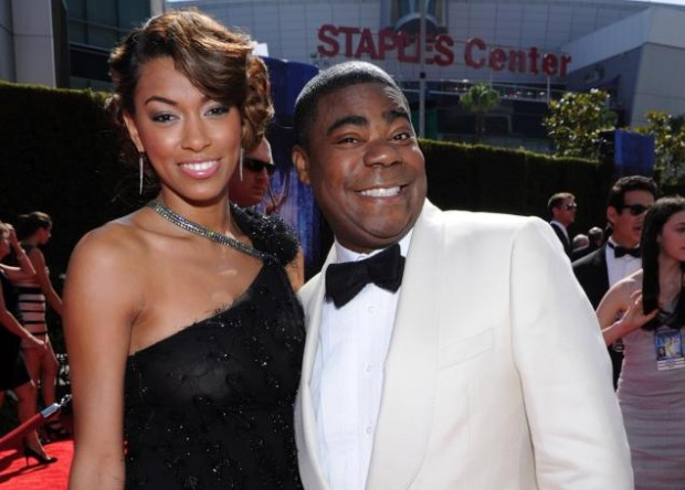 Tracy Morgan With Ex Wife Sabrina Morgan