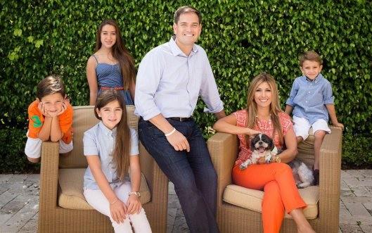 Marco Rubio Family