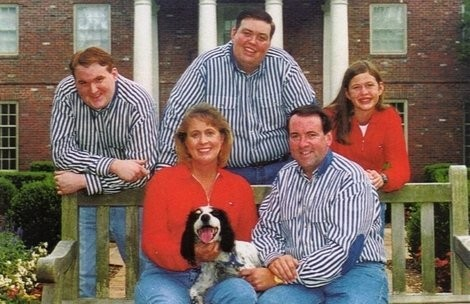 Mike Huckabee Family