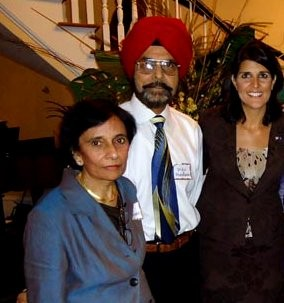 Nikki Haley Family