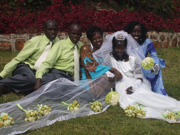 Mary Jepkosgei Keitany With His Husband Charles Koech