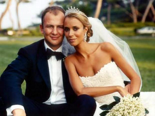 Andrey Melnichenko & Aleksandra Kokotovich Wedding