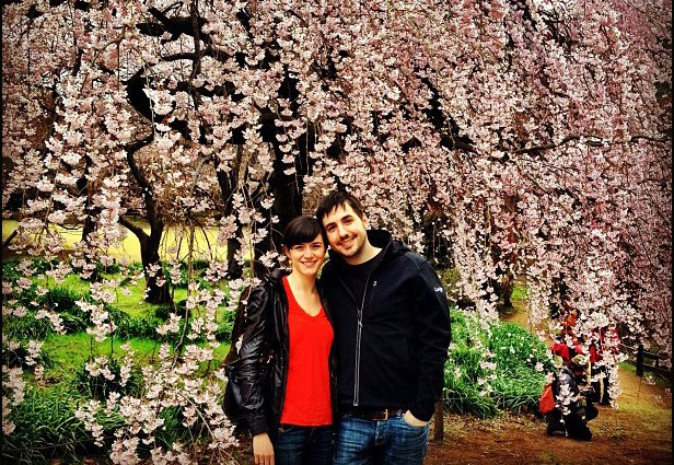 Kevin Rose With Wife Darya Pino