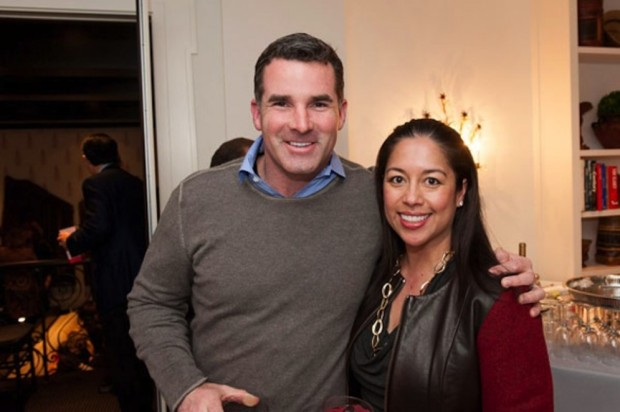 Kevin Plank with His Wife Desiree Jacqueline