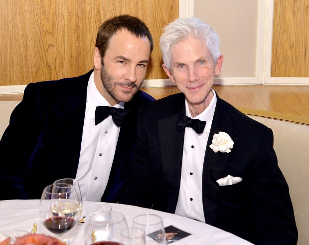 Tom Ford With his Husband Richard Buckley