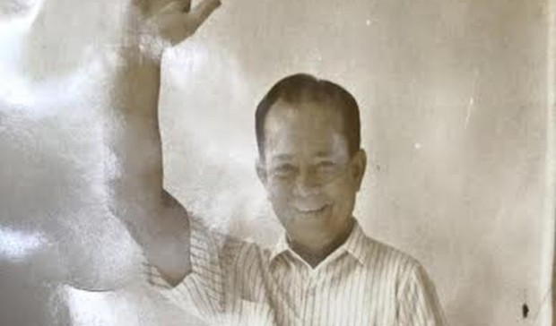 Rodrigo Duterte Dad