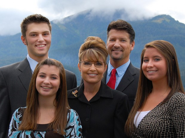 Sarah Palin Family