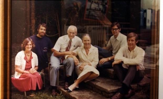 Robson Walton Family