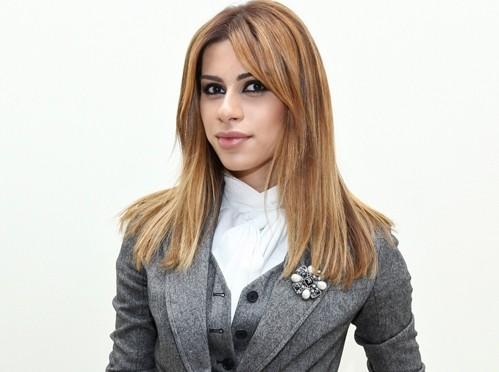 Samvel Karapetyan's daughter Tatevik Karapetyan