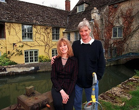 James Dyson and His Wife Dierdre