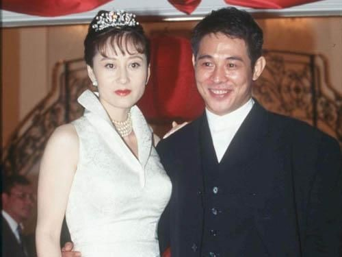 Jet Li On His Wedding Day