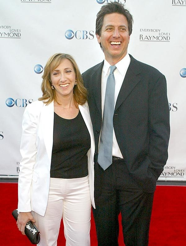 Ray Romano with His Wife at People's Choice Awards