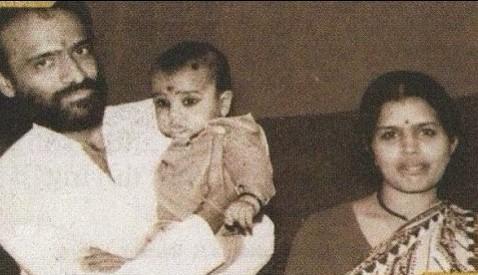 Rohit Sharma Childhood Photos