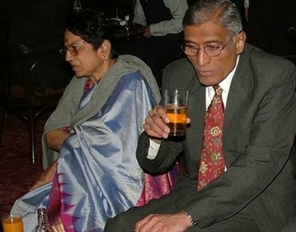 Satya Nadella's Parents