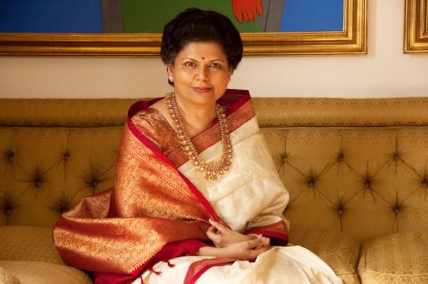 Indra Nooyi Sister Chandrika Krishnamurthy Tandon