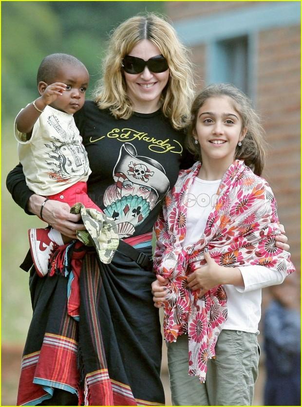 Madonna Children