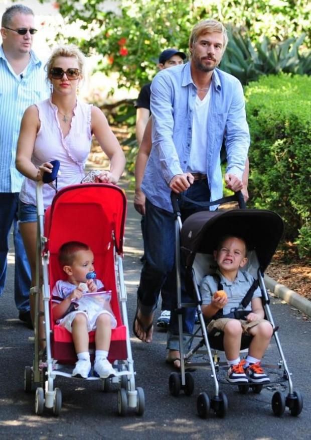 Britney Jean Spears Kids