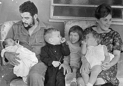 Che Guevara Family