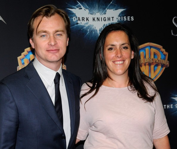 Christopher Nolan Wife