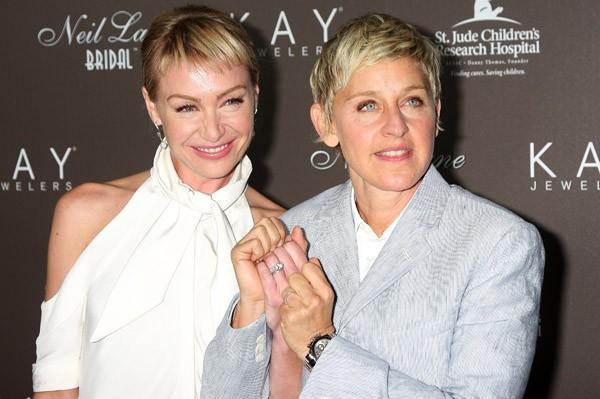 Ellen DeGeneres Wife