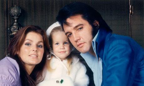 Elvis Aaron Presley Family