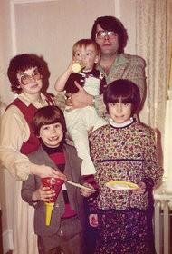 Stephen Edwin King Family