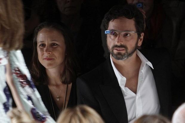 Sergey Brin wife