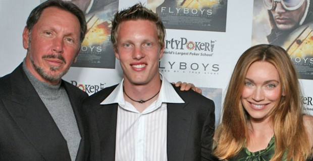 Larry Ellison Children
